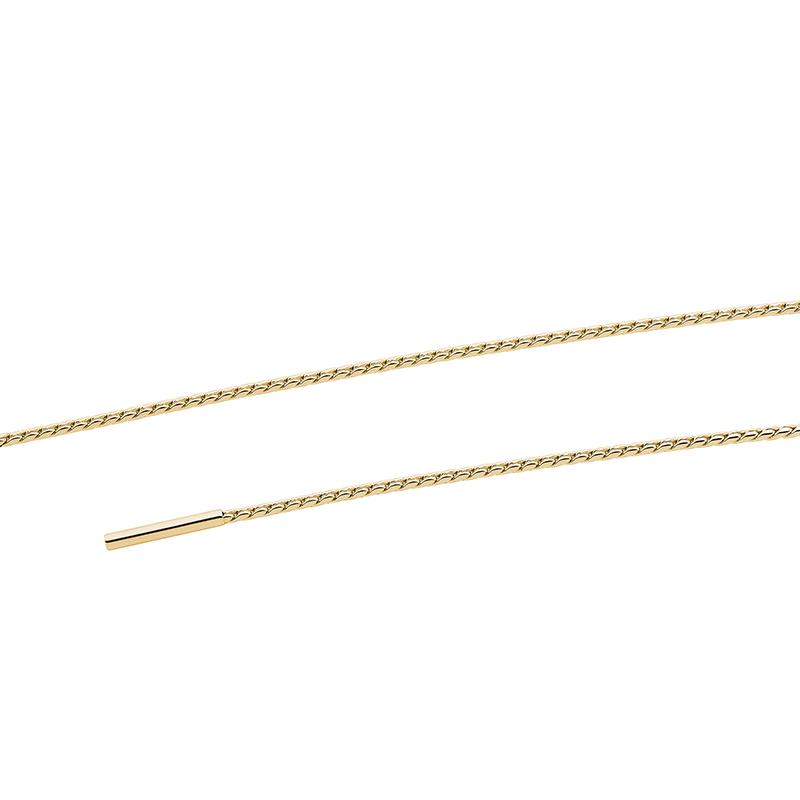 CARINA  Halskette, vergoldet
