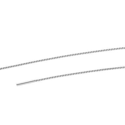 CARINA  Halskette, rhodiniert