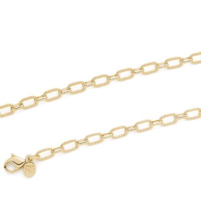LITTLE ANCONA Halskette, vergoldet