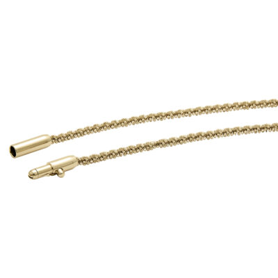 HELIX Halskette, vergoldet