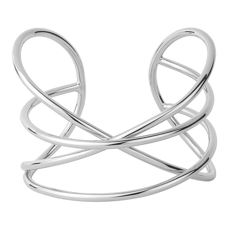 LUCKY UNIVERSE Armband, rhodiniert,