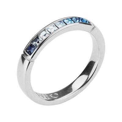 BREEZE Ring, rhodiniert, multicolor