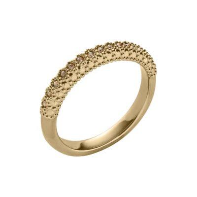 SPLENDOR Ring, gold farbig