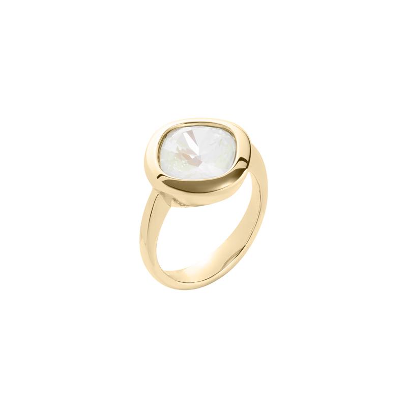 JOLIE Ring, vergoldet